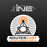 INE RouterCast